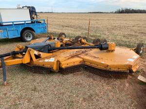 15' Woods Model BW180 Bat Wing Mower, nice mower