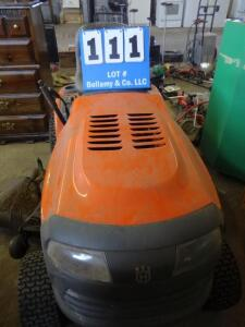 Husqvarna YTH2148 Riding mower 89.2 hours