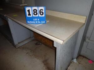 Large Prep Counter