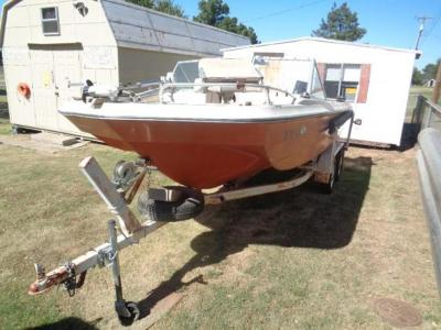 Glassmaster 18ft Boat & Trailer