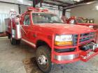 1997 Ford F-350 Pickup Truck, VIN # 1FDKF38FXVED03794